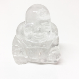 Bergkristal Boeddha