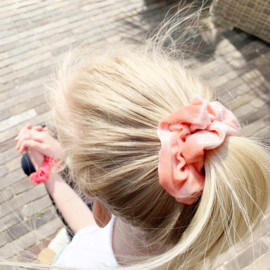 Scrunchie Peach