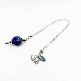 Pendel Lapis Lazuli OHM