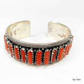 Koraal armband