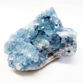 Celestien blauw ruw 13
