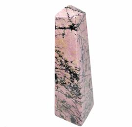 Rhodoniet Obelisk 2