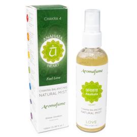 Aromafume 4e Chakra spray
