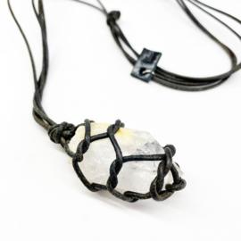 Bergkristal zwart
