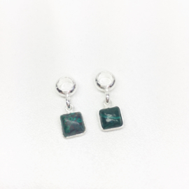 Creoolhanger Chrysocolla square