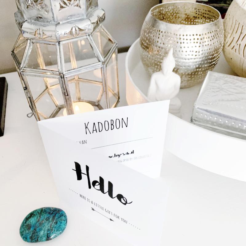 Kadobon By-Sas