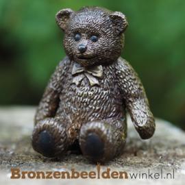 Bronzen speelgoed beertje BBW1529