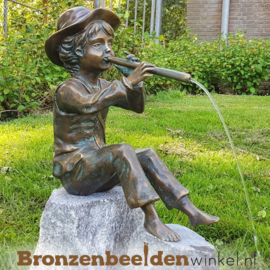 "Waterspeler ""Jongetje met fluit"" BBWR88137"