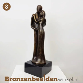 "NR 8 | Cadeau voor aanstaande bruid en bruidegom ""Hem en Haar"" BBW001br08"