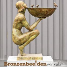 Art deco fontein brons BBW75099