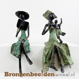 "Afrikaans kunst ""Set 2 st. (2xZ)""  BBW009br61"