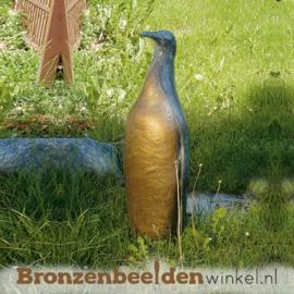Bronzen pinguïn beeld BBW86910