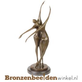 """Sculptuur """"Sierlijk danspaar"""" BBWUP54"""