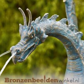 Spuitfiguur beeld draak BBWR90166