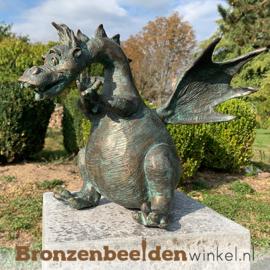 Draken beeld brons BBWR90143
