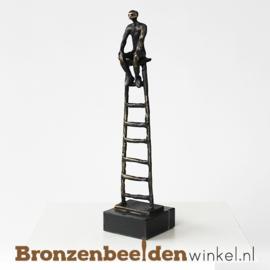 """Jubileum geschenk """"De carrièreladder"""" BBW005br43"""