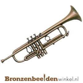 Muziekbeeldje trompet BBWp35080