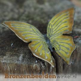 Bronzen vlinder beeld BBW1824