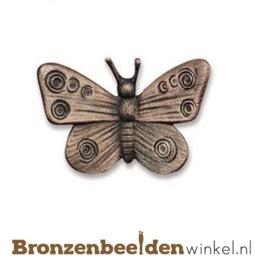 Bronzen vlindertje BBW80017