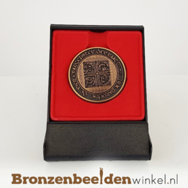 Bronzen penning 5 cm - 1 stuk
