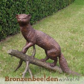 Bronzen steenmarter BBW1082