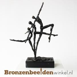 """Zakelijk beeldje """"Nieuwe hoogtes bereiken"""" BBW006br64"""