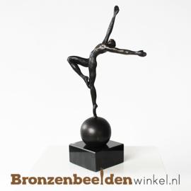 """Figuratief beeldje """"Elegantie"""" BBW003br91"""