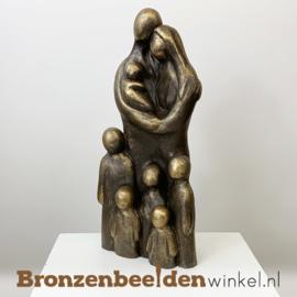 """Geboortegeschenk """"Uitgebreid gezin 8 personen"""" BBW071br66"""