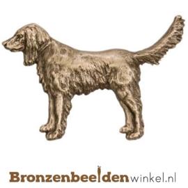 Hondenbeeldje brons BBWP34912