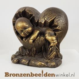 """Geboorte cadeau """"Geboren uit liefde"""" BBW072br50"""