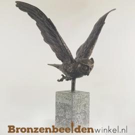 Uilen beeldje vliegend BBW1251br