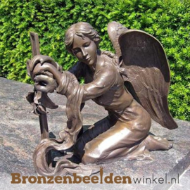 Grafsteen engel BBW1268br