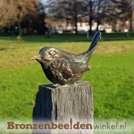 Vogel beeldje in brons BBWR88498