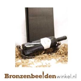 """Eindejaarsgeschenk wijnpakket """"Partners in voor en tegenspoed"""" BBW00388GP"""