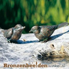 Bronzen vogeltjes BBWR90322-23