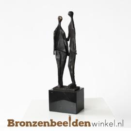 Figuratief beeldje van 2 personen BBW002br94