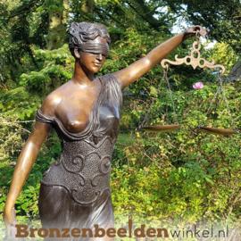 Groot beeld Vrouwe Justitia BBW57886