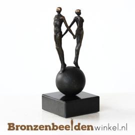 """Sculptuur """"Aan de horizon"""" BBW003br76"""
