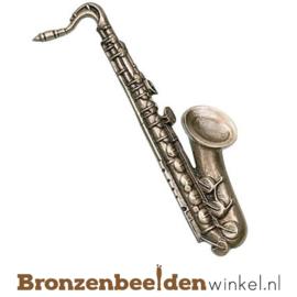 Muziekbeeldje saxofoon BBWp35090