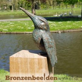 NR 4 | Bronzen ijsvogel beeldje BBW88321