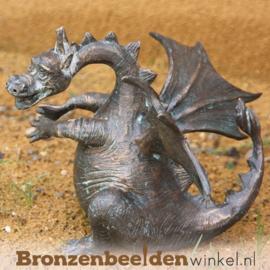 "Spuitfiguur draken beeld ""Zwelgje"" BBWR88753"