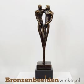 """Bronzen beeld """"De Onafscheidelijke Broers"""""""