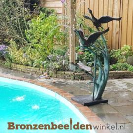 Zwembad beeld 4 eenden BBW52465