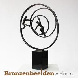 """Sculptuur """"Cirkel van het leven"""" BBW006br23"""