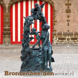Bronzen fontein BBW74070
