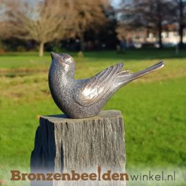 Bronzen vogel BBW85367