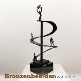 """Jubileumgeschenk """"Positieve spiraal met jaartal"""" BBW006br24"""