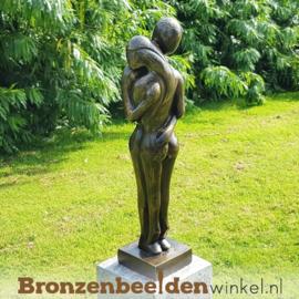"""Tuinbeeld liefde """"Geborgen Voelen - XL versie"""" BBW001br26"""