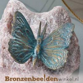 Beeld vlinder brons BBWR88725