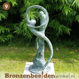 "NR 9 | Verlovingscadeau vrouw ""De Oneindige Dans"" BBW52214br"